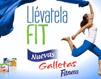 Galletas Fitness de Nestlé