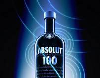 Absolut Vodka Advertisement