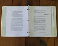 NAMI Teacher's Manual Re-design