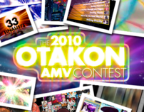 The Otakon AMV Contest Intro