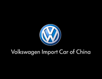 B7 Variant Print Ads | Volskwagen Import Car of China