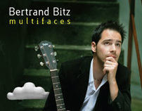 Bertrand Bitz singer - CD