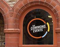 The Commons - Rebranding