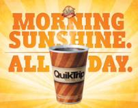 QuikTrip Coffee Promo Campaign