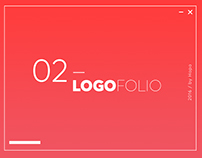 LOGOFOLIO №.2 - 2016 by Hopo