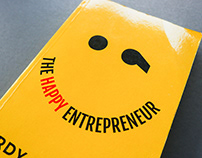 The Happy Entrepreneur | Book Cover Design