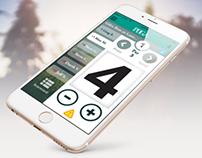 PDGA App Redesign