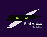 Bird Vision Cat Collar