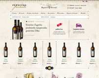 Feravino - Wine shop