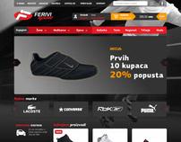 Ferivi - sportswear shop