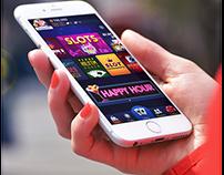Big Fish Casino: Lobby UI
