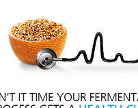 Healthy Fermentation - Mag Ad