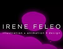 Irene Feleo Showreel 2016