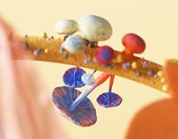 Fruity Fungus