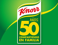 KNORR - 50th Aniversary