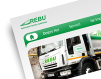 REBU S.A. Website