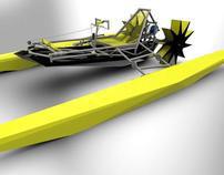 Hydra - Hydro-mobile Transportation