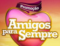 Promoção Amigos para sempre - Pedigree & Whiskas