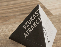 Bialystok clubs - folding leaflet