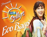 Promoção Sollys Eco Bags - Nestlé