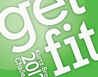 Get Fit Logo and Tracker Sheet