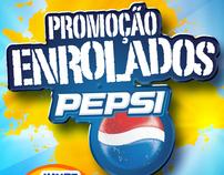 Promoção Enrolados Pepsi