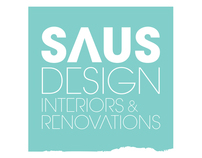 Saus Design Website & Logo