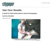 Philadelphia City Paper Print Edition 4.10.10