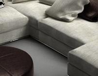 Esqo-Living Roca Ola Couch