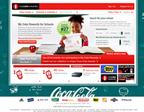 my coke rewards: schools