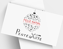 Christmas Card for Pente&Arte