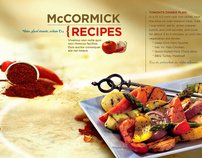 McCormick (USA) website