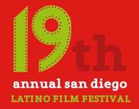 19 th Festival Annual San Diego Latino Film Festival