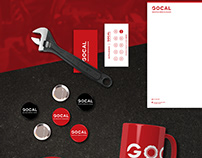 GOCAL - branding and photography
