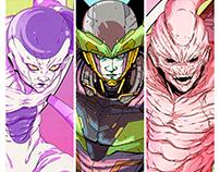 The Trinity of Evil - Dragon Ball Z