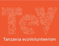 Tanzania ecoVolunteerism Logo Concept