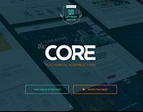 The Core Multipurpose WordPress Theme by ThemeFuse