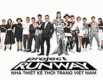 Packaging Project Runway Vietnam 2016
