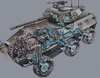 CADILLAC GAGE LAV-300