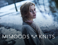 Mimoods Knits - identity