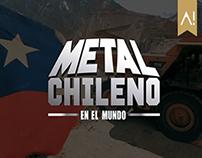 Chilean Metal Around The World.