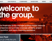 Preakness Group Website