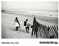 Quiksilver Watch Catalog Fall 2015