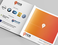 Rapid Charge Network (RCN) - 'Mid Way' Brochure