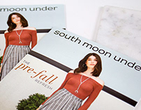 South Moon Under Fall Mailer
