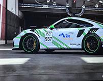 Porsche GT3 Livery