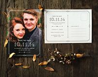 Taylor Wedding Stationery