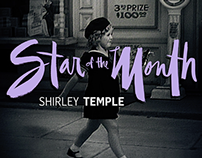 TCM Star of the Month: Shirley Temple