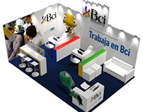 EXHIBITION STAND / BCI