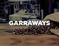 Garraways - Website Design & Frontend Build